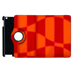 Background Texture Pattern Colorful Apple Ipad 2 Flip 360 Case by Onesevenart