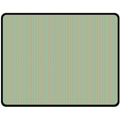 Background Pattern Green Fleece Blanket (medium)  by Onesevenart