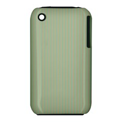 Background Pattern Green Iphone 3s/3gs by Onesevenart