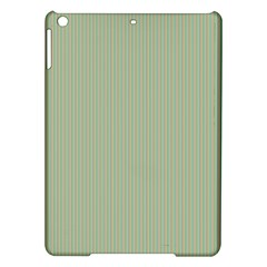 Background Pattern Green Ipad Air Hardshell Cases by Onesevenart
