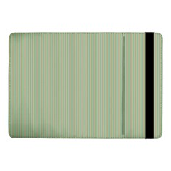 Background Pattern Green Samsung Galaxy Tab Pro 10 1  Flip Case by Onesevenart