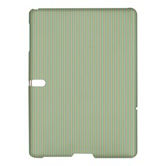 Background Pattern Green Samsung Galaxy Tab S (10 5 ) Hardshell Case  by Onesevenart