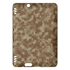 Camouflage Tarn Texture Pattern Kindle Fire Hdx Hardshell Case by Onesevenart