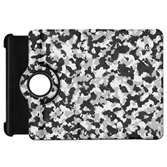 Camouflage Tarn Texture Pattern Kindle Fire Hd 7  by Onesevenart
