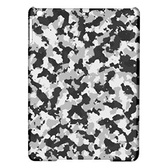 Camouflage Tarn Texture Pattern Ipad Air Hardshell Cases by Onesevenart