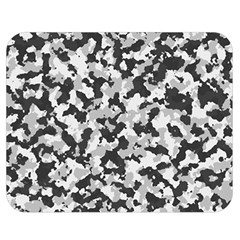 Camouflage Tarn Texture Pattern Double Sided Flano Blanket (medium)  by Onesevenart