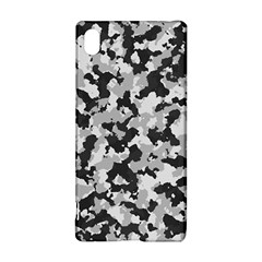 Camouflage Tarn Texture Pattern Sony Xperia Z3+ by Onesevenart