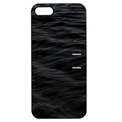 Dark Lake Ocean Pattern River Sea Apple Iphone 5 Hardshell Case With Stand by Onesevenart