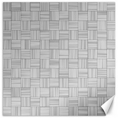 Flooring Household Pattern Canvas 12  X 12   by Onesevenart