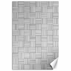 Flooring Household Pattern Canvas 20  X 30   by Onesevenart