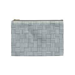 Flooring Household Pattern Cosmetic Bag (medium)  by Onesevenart