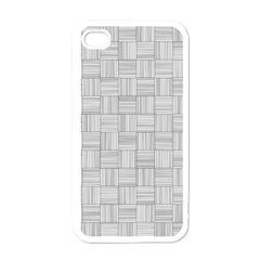 Flooring Household Pattern Apple Iphone 4 Case (white) by Onesevenart