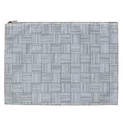 Flooring Household Pattern Cosmetic Bag (xxl)  by Onesevenart