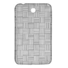 Flooring Household Pattern Samsung Galaxy Tab 3 (7 ) P3200 Hardshell Case  by Onesevenart