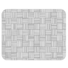 Flooring Household Pattern Double Sided Flano Blanket (medium)  by Onesevenart