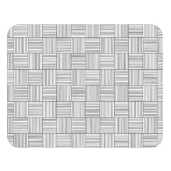 Flooring Household Pattern Double Sided Flano Blanket (large)  by Onesevenart