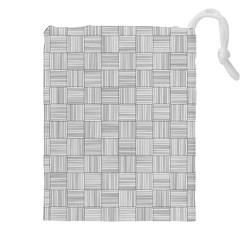 Flooring Household Pattern Drawstring Pouches (xxl) by Onesevenart
