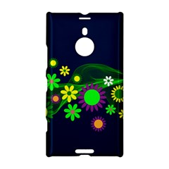 Flower Power Flowers Ornament Nokia Lumia 1520 by Onesevenart