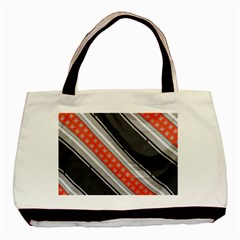 Bed Linen Microfibre Pattern Basic Tote Bag (two Sides) by Onesevenart
