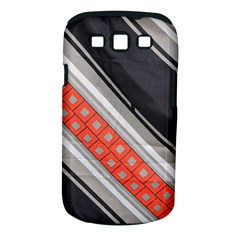 Bed Linen Microfibre Pattern Samsung Galaxy S Iii Classic Hardshell Case (pc+silicone) by Onesevenart