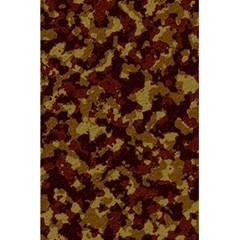 Camouflage Tarn Forest Texture 5 5  X 8 5  Notebooks by Onesevenart