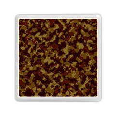 Camouflage Tarn Forest Texture Memory Card Reader (square)  by Onesevenart