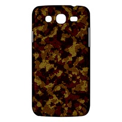 Camouflage Tarn Forest Texture Samsung Galaxy Mega 5 8 I9152 Hardshell Case  by Onesevenart