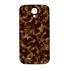 Camouflage Tarn Forest Texture Samsung Galaxy S4 I9500/i9505  Hardshell Back Case by Onesevenart