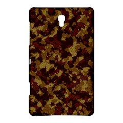 Camouflage Tarn Forest Texture Samsung Galaxy Tab S (8 4 ) Hardshell Case  by Onesevenart
