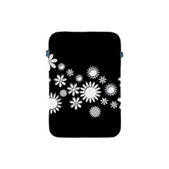 Flower Power Flowers Ornament Apple Ipad Mini Protective Soft Cases by Onesevenart