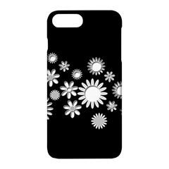Flower Power Flowers Ornament Apple Iphone 7 Plus Hardshell Case by Onesevenart