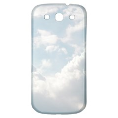 Light Nature Sky Sunny Clouds Samsung Galaxy S3 S Iii Classic Hardshell Back Case by Onesevenart