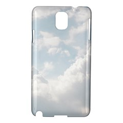 Light Nature Sky Sunny Clouds Samsung Galaxy Note 3 N9005 Hardshell Case by Onesevenart