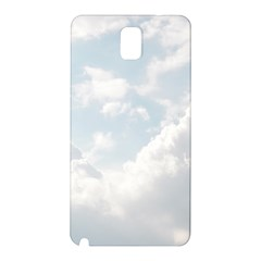 Light Nature Sky Sunny Clouds Samsung Galaxy Note 3 N9005 Hardshell Back Case by Onesevenart