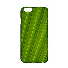 Green Leaf Pattern Plant Apple Iphone 6/6s Hardshell Case by Onesevenart