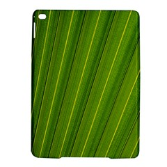 Green Leaf Pattern Plant Ipad Air 2 Hardshell Cases by Onesevenart