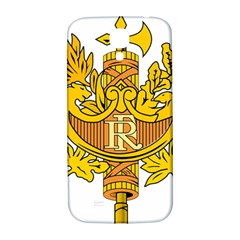 National Emblem Of France  Samsung Galaxy S4 I9500/i9505  Hardshell Back Case by abbeyz71