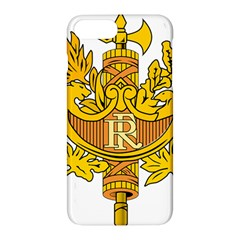 National Emblem Of France  Apple Iphone 7 Plus Hardshell Case by abbeyz71