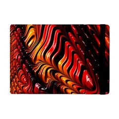 Fractal Mathematics Abstract Apple Ipad Mini Flip Case by Onesevenart