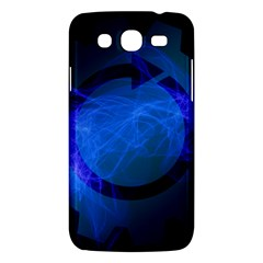 Particles Gear Circuit District Samsung Galaxy Mega 5 8 I9152 Hardshell Case  by Onesevenart