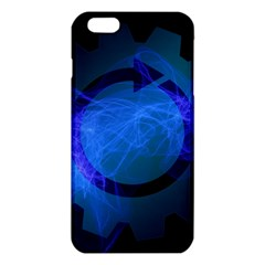 Particles Gear Circuit District Iphone 6 Plus/6s Plus Tpu Case by Onesevenart