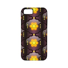 Pattern Background Yellow Bright Apple Iphone 5 Classic Hardshell Case (pc+silicone) by Onesevenart