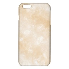 Pattern Background Beige Cream Iphone 6 Plus/6s Plus Tpu Case by Onesevenart