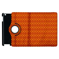 Pattern Creative Background Apple Ipad 2 Flip 360 Case by Onesevenart
