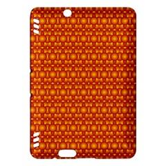 Pattern Creative Background Kindle Fire Hdx Hardshell Case by Onesevenart
