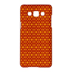Pattern Creative Background Samsung Galaxy A5 Hardshell Case  by Onesevenart