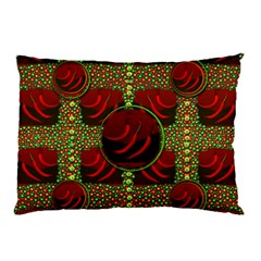 Spanish And Hot Pillow Case (two Sides) by pepitasart