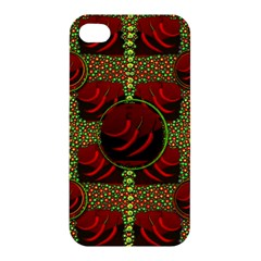 Spanish And Hot Apple Iphone 4/4s Premium Hardshell Case by pepitasart