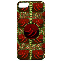 Spanish And Hot Apple Iphone 5 Classic Hardshell Case by pepitasart