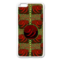 Spanish And Hot Apple Iphone 6 Plus/6s Plus Enamel White Case by pepitasart